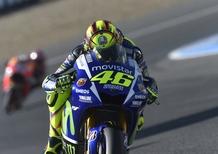 """Rossi: """"Qui Lorenzo va forte anche con lo scooter"""""""