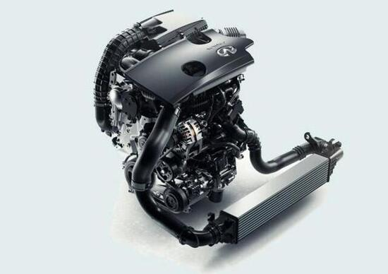 Infiniti rivoluziona i motori benzina con il sistema VC-T