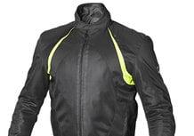Hevik: giacca Achille e guanto California