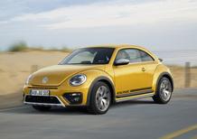 Volkswagen Maggiolino restyling: ecco i prezzi di listino