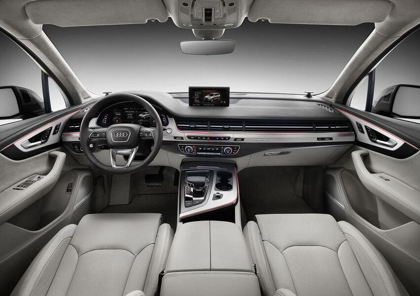 Audi Q7 3.0 TDI 272 CV quattro tiptronic Business Plus (5)