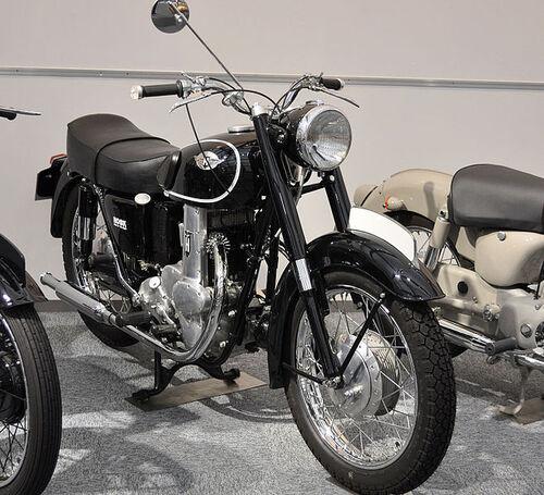 Una Hosk 500 del 1955