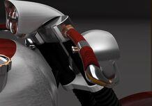 """Moto Guzzi V7 II """"Guzzi-Parodi"""", da IED Milano (Video)"""