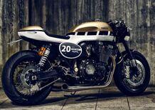 "Yamaha XJR 1300 Yard Built ""Dissident"""