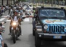 Jeep e Harley-Davidson unite contro il cancro: torna il raduno a Torino
