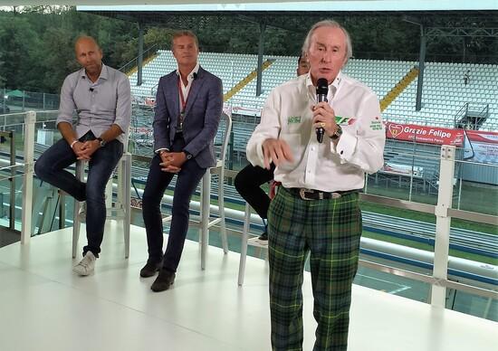 Jackie Stewart e Monza: i ricordi italiani del tre volte iridato sono agli estremi