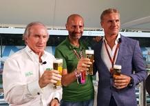 Heineken sbarca in F1: comunicazione sociale e due spot con Stewart e Coulthard