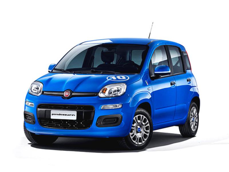 Fiat Panda 1.2 Pandazzurri