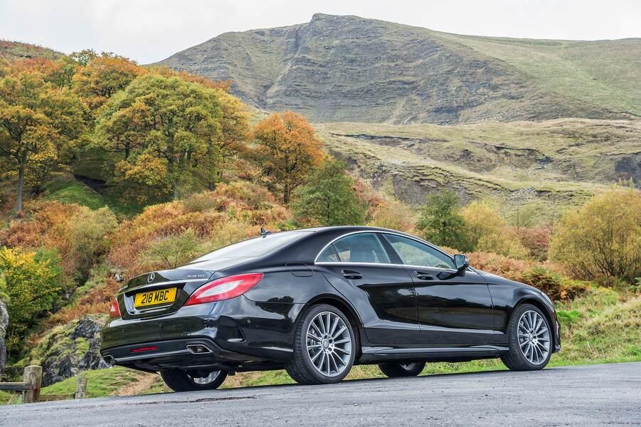 Mercedes-Benz CLS (2010->>) (4)
