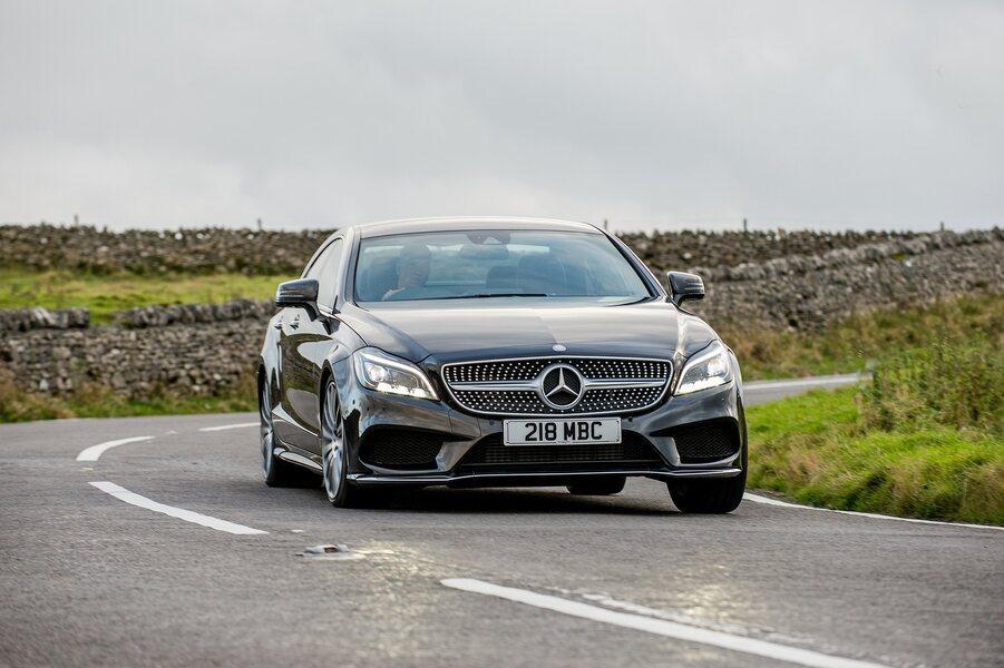 Mercedes-Benz CLS (2010->>) (3)
