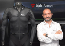 "D-air Armor, l'air-bag ""open platform"" di Dainese"