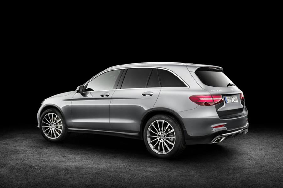 Mercedes-Benz GLC (4)