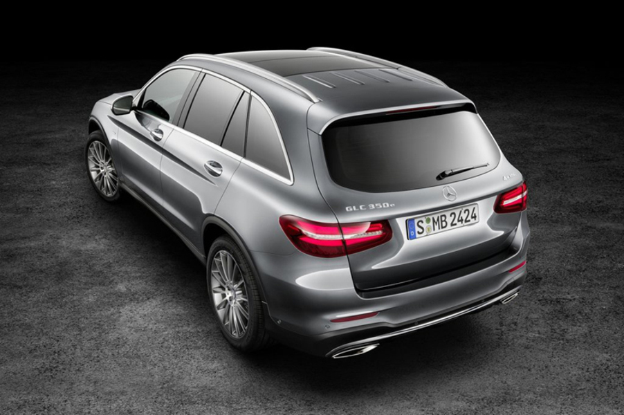 Mercedes-Benz GLC (5)