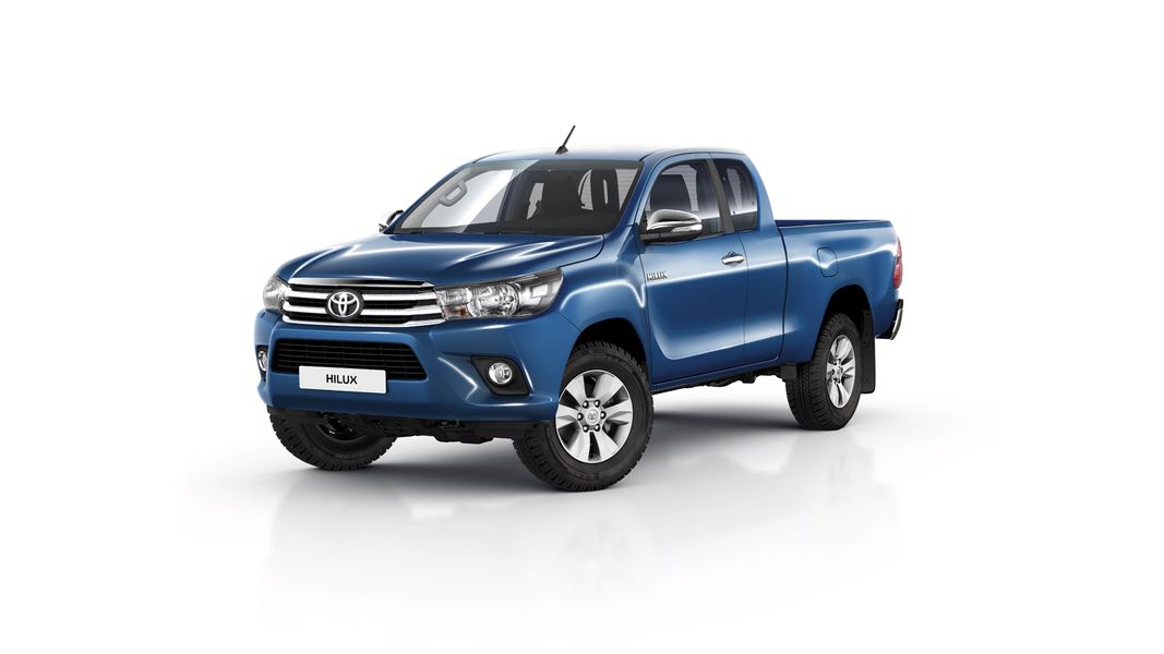 Toyota Hilux Pick-up (2016->>) (5)