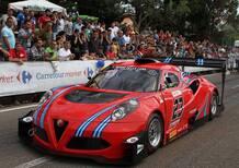 Alfa Romeo 4C by Picchio: eccola in azione