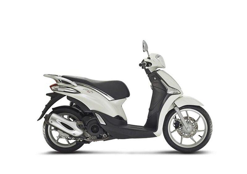 Piaggio Liberty 125 Abs 2017 20 Prezzo E Scheda Tecnica Moto It