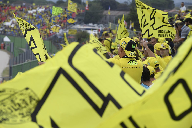 MotoGP. Gli scatti più belli del GP di Misano