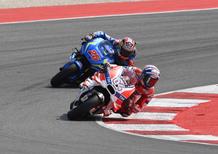 MotoGP, niente più appendici aerodinamiche