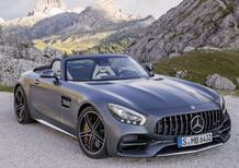 Mercedes-AMG GT e GT C Roadster: al Salone di Parigi 2016 en-plein-air