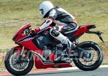 Honda CBR 1000 RR 2017: prime foto