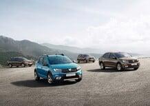 Dacia svela Sandero, Sandero Stepway e Logan MCV restyling al Salone di Parigi