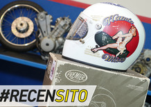 Premier Trophy. Recensito casco da strada vintage