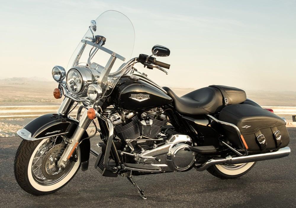Harley Davidson Road King Classic Cc