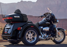 Harley-Davidson FLHTCUTG Tri Glide Ultra Limited
