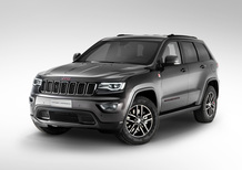 Jeep Grand Cherokee 2017 al Salone di Parigi