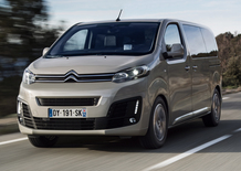 Citroen SpaceTourer [Video primo test]