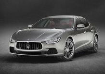 Maserati Ghibli restyling 2017: arriverà a Parigi