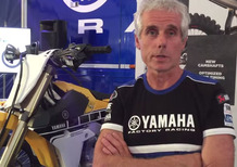 Michele Rinaldi ci svela i segreti della nuova Yamaha YZ450F 2016