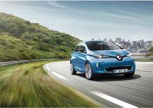 Salone di Parigi 2016, Renault: nuova Zoe raddoppia l'autonomia