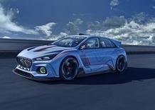 """Hyundai RN30 Concept: il futuro """"sportivo"""" al Mondial de l'Automobile 2016 [Video]"""