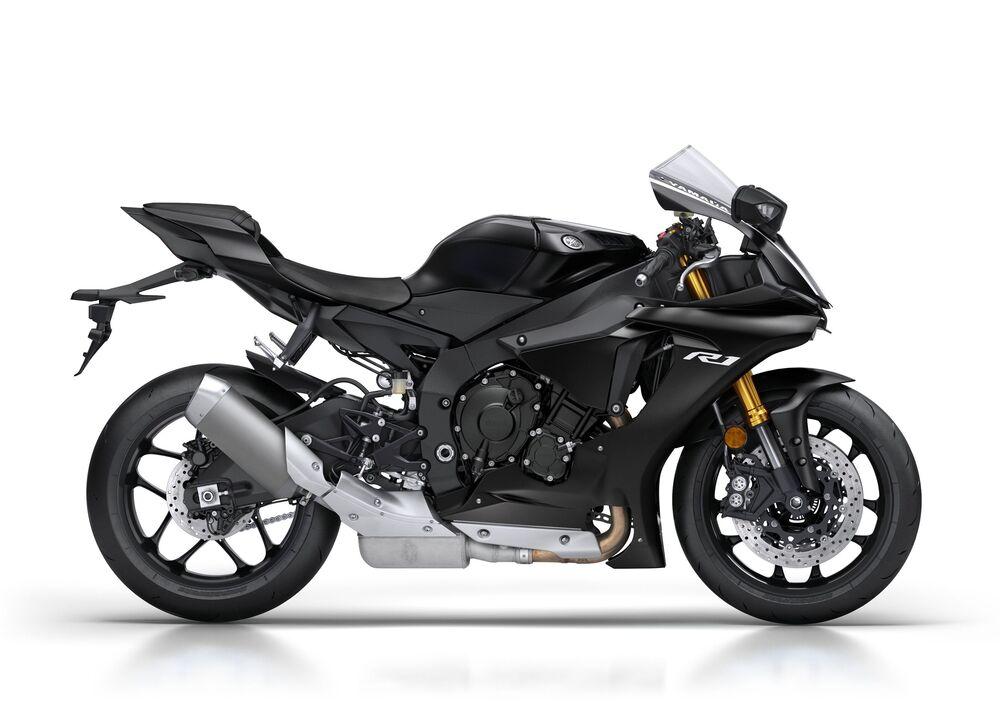 Yamaha Yzf R1 2017 19 Prezzo E Scheda Tecnica Moto It