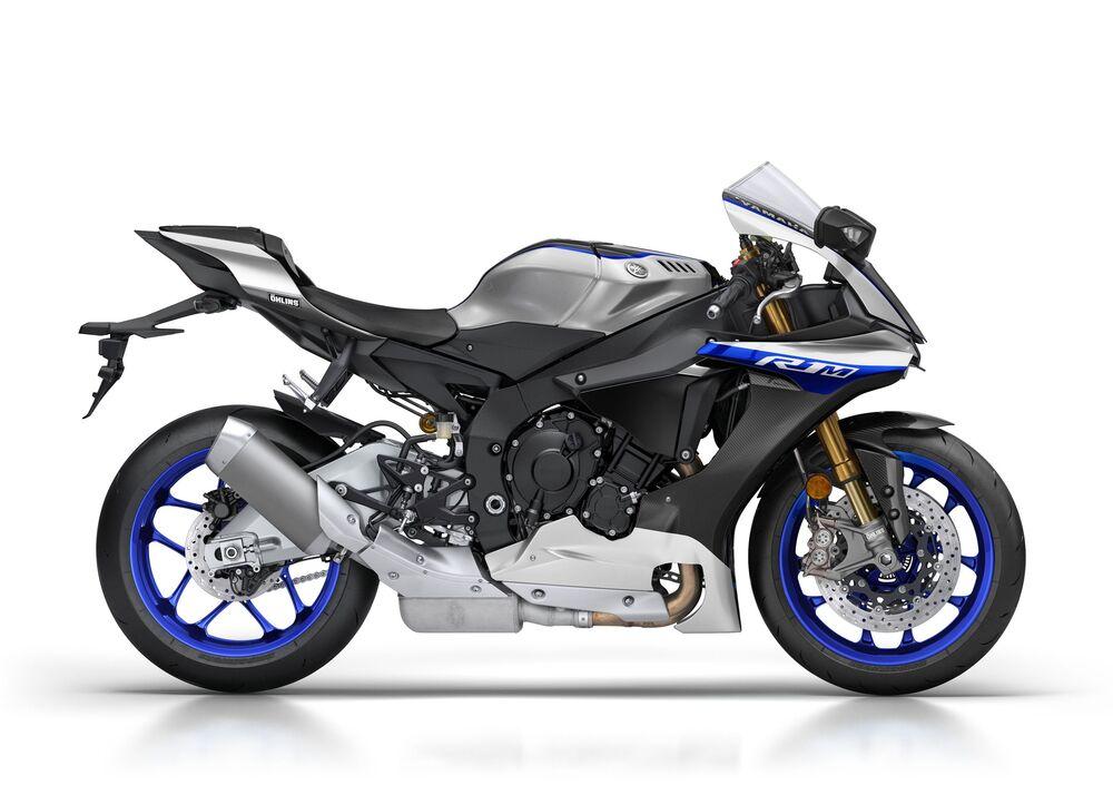 Yamaha Yzf R1 M 2017 19 Prezzo E Scheda Tecnica Moto It