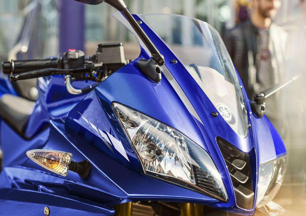 Yamaha YZF R125 (2017 - 18) (5)