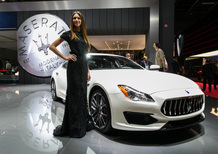 Maserati al Salone di Parigi 2016 [Video]