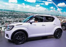 Salone di Parigi 2016, ecco la nuova Suzuki Ignis [Video]