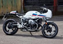 Nuova BMW R NineT Racer a Intermot, foto e dati