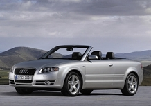 Audi A4 Cabriolet restyling