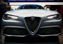 Alfa Romeo Giulia Q2 al Salone di Parigi 2016 [Video]