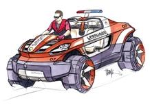 Smart Rescue Vehicle