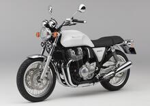 Honda CB1100EX 2017 a Intermot: foto e caratteristiche