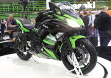 Kawasaki Ninja 650 a Intermot