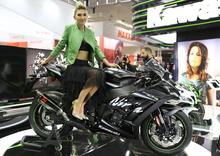 Kawasaki ZX-10RR 2017 a Intermot