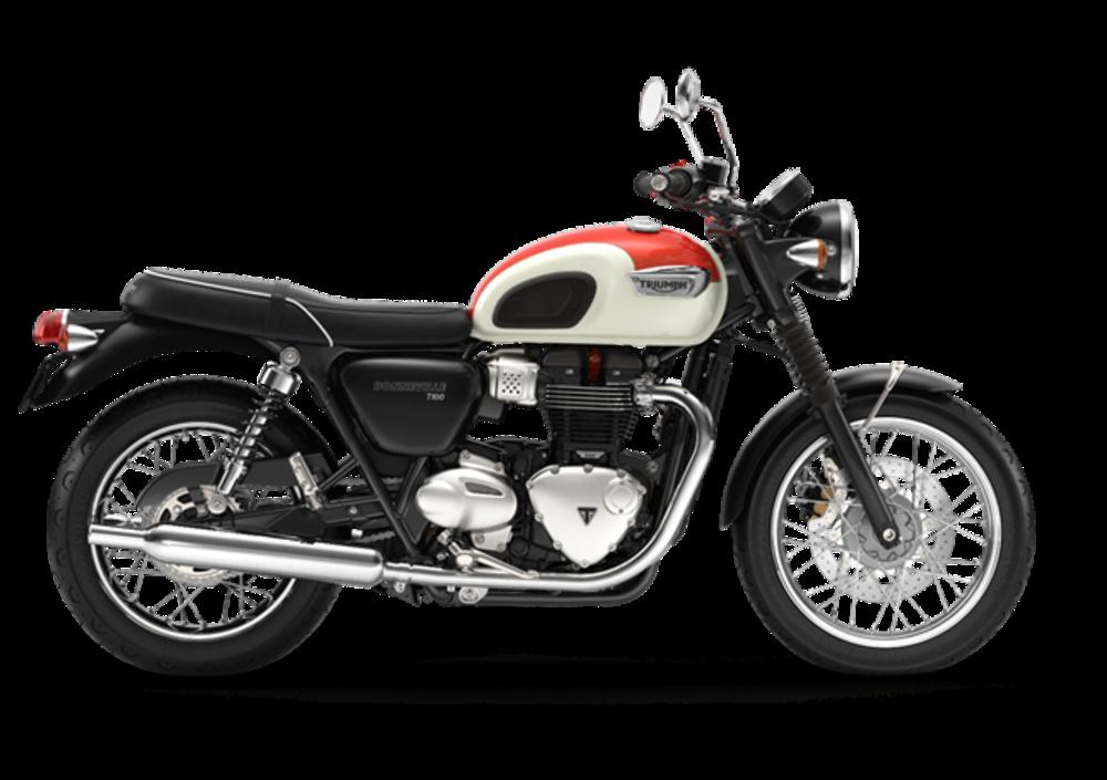 Triumph Bonneville T100 (2017 - 19) (4)