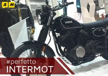 Yamaha SCR 950 a Intermot 2016. Il video