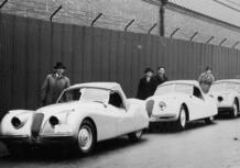 Jaguar: chiude il vecchio impianto di Coventry