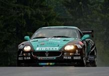 24 Ore del Ring: Maserati GranSport Trofeo affidabili e veloci